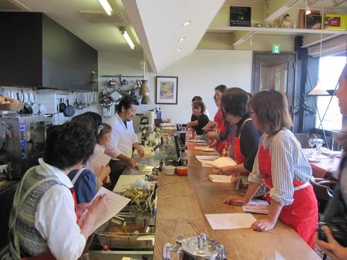 サンプル-料理教室