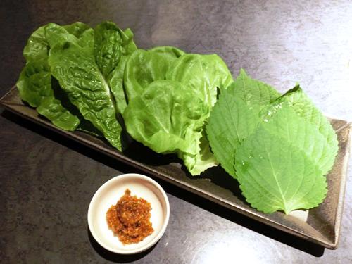 韓亭 福味・写真8野菜セット
