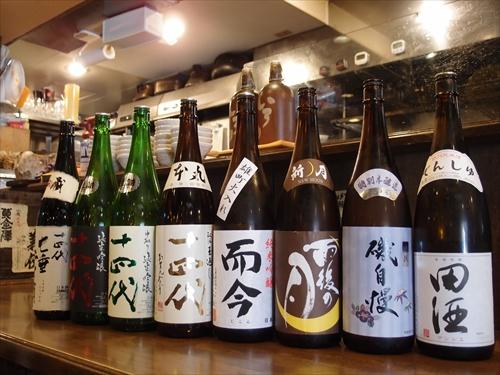 いろり家5酒1