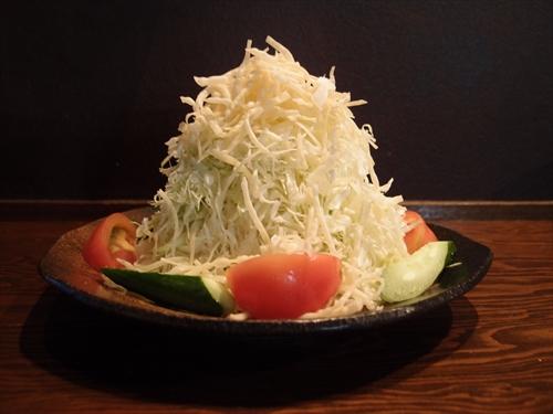梵5サラダ