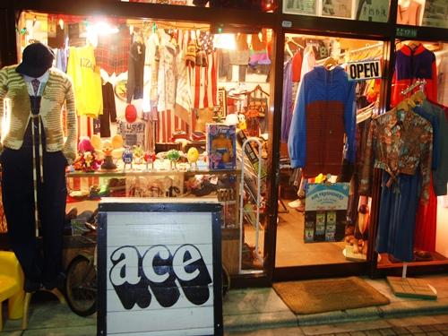 ace1店頭