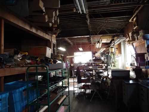 ホソノ靴店7工房1