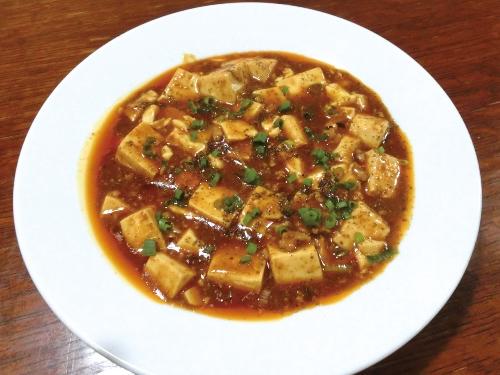 一品居7・マーボー豆腐