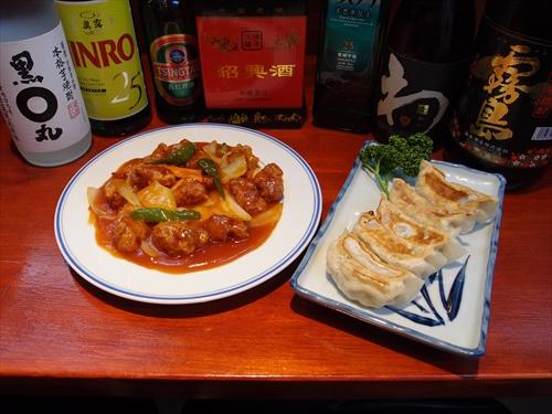 餃子屋6料理