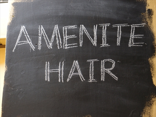 AMENITE_HAIR7看板