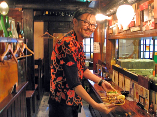 やきとり&Barひよこ西新井大師前店9店長